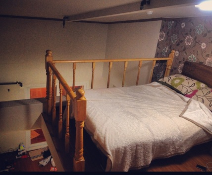 Pretty darn comfortable bed - also brand new!