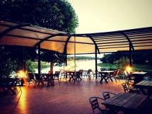 Santarosa Cafe's Patio