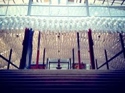 Prayer lanterns. The most humbling and magnificent thing I've seen. — at 봉은사