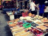 Market outside of Geumsansa Temple
