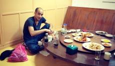 So much food at Bin Haewon!