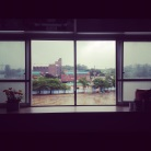 More rainy days