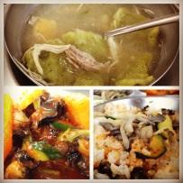 Bunae school lunch