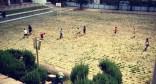 Watching kids play tee ball from my classroom window