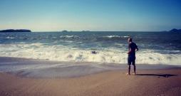 Final destination: Byeonsan Beach