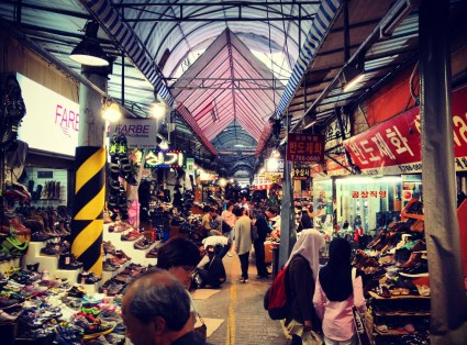 And finally, Dongdaemun Market. We barely even scratched the surface. Will return in November for the rest.