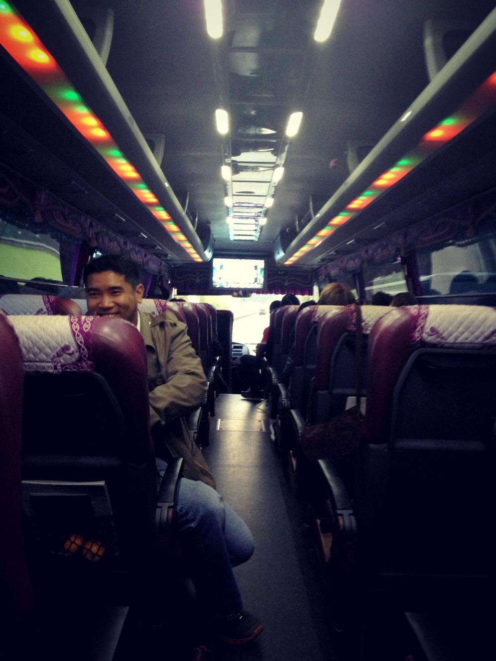 Norebang Party Bus