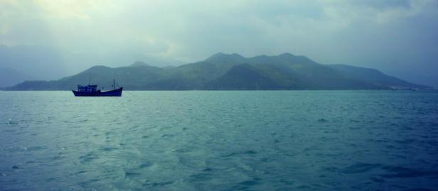 Waters of Nha Trang