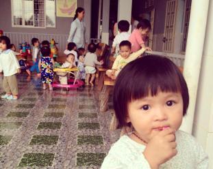 Orphanage in Bao Loc