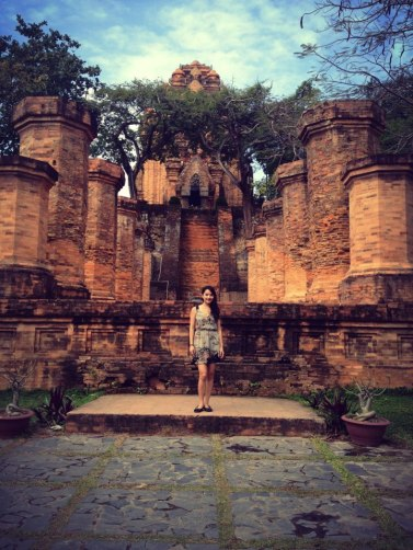 Ponagar Temple in Nha Trang