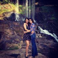 Dambri Waterfall in Bao Loc