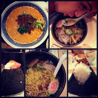 Food court foods