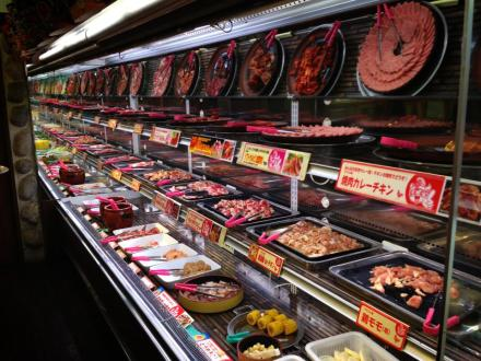 So much meat!