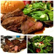 Mmmm. Clint's cooking