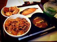 "First trip to Sukiya - the ""Taco Bell of Japan"""