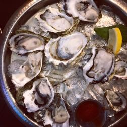 Penncove & Kumamoto Oysters