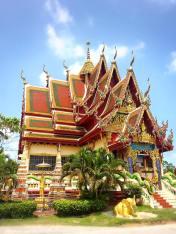 Wat Plai Laem (3)