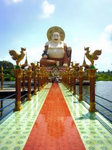 Wat Plai Laem (9)